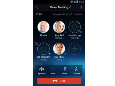 gallery gs wave conf call